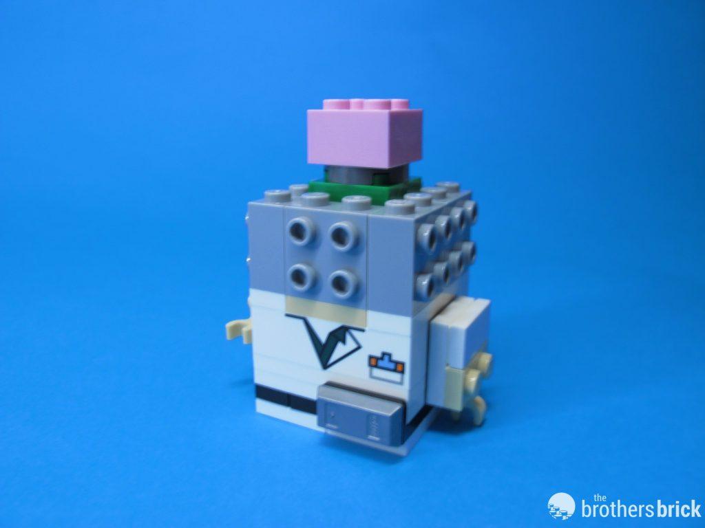 41611 Back To the Future BrickHeadz Doc Brain
