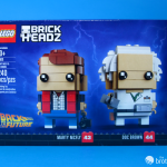 41611 Back To the Future BrickHeadz Front Box 2