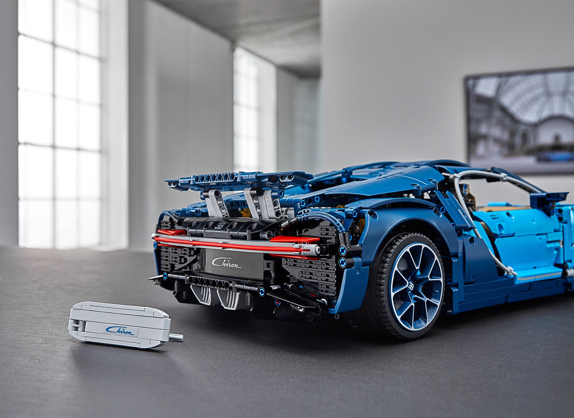 42083 lego technic bugatti chiron-60 | the brothers brick | the