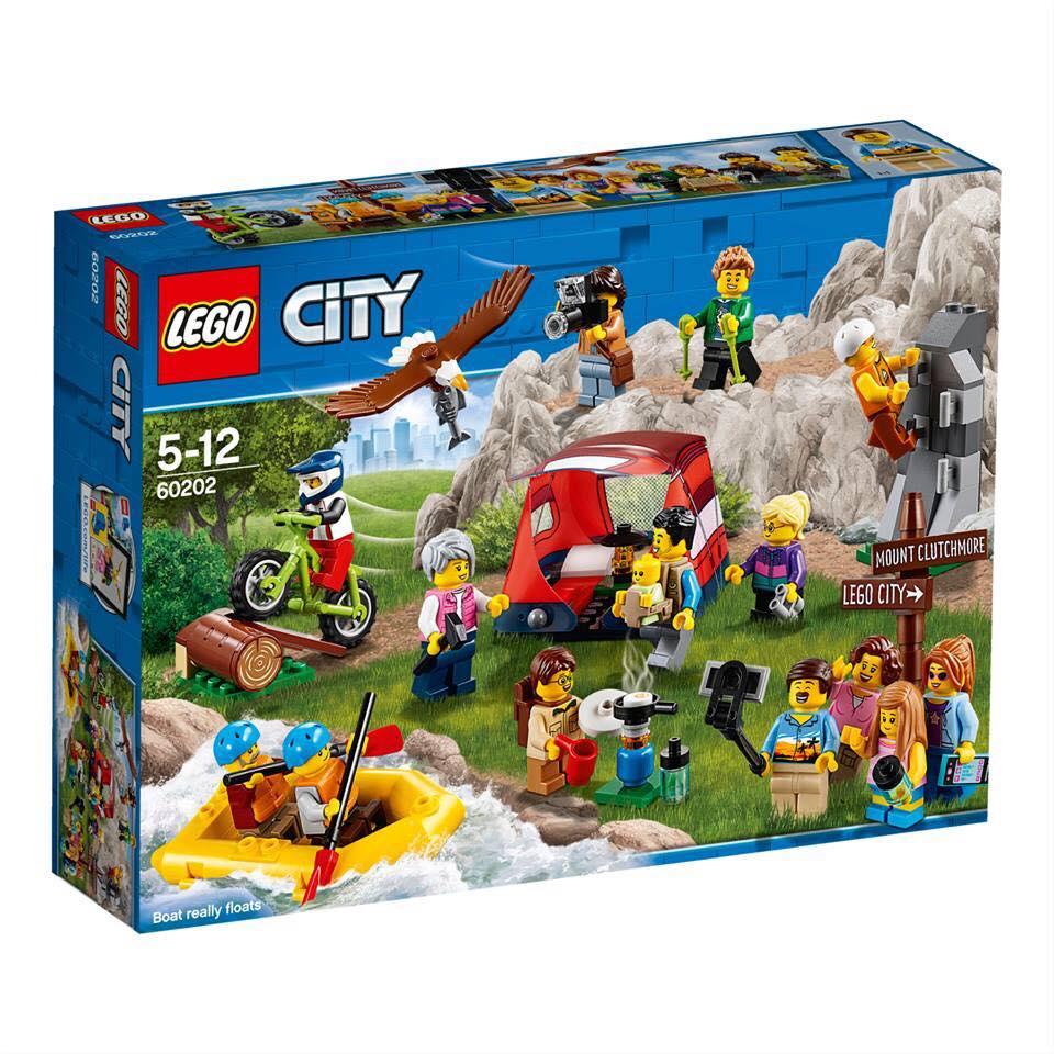 60202 Outdoor Adventures Box Art