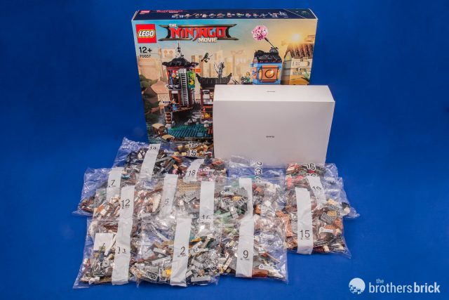 Legos Ninjago City Is Expanding With 70657 Ninjago City Docks