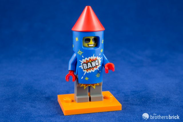 New Complete LEGO 71021 Minifigure Series 18 COWBOY SUIT GUY