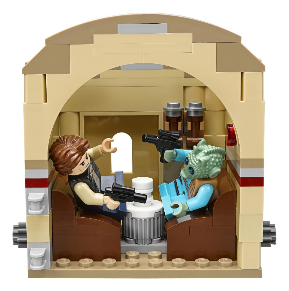 LEGO Star Wars 75205 Mos Eisley Cantina: Han shot first