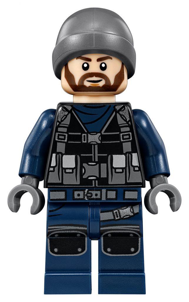 LEGO Jurassic World 75927 Stygimoloch Breakout - Mercenary