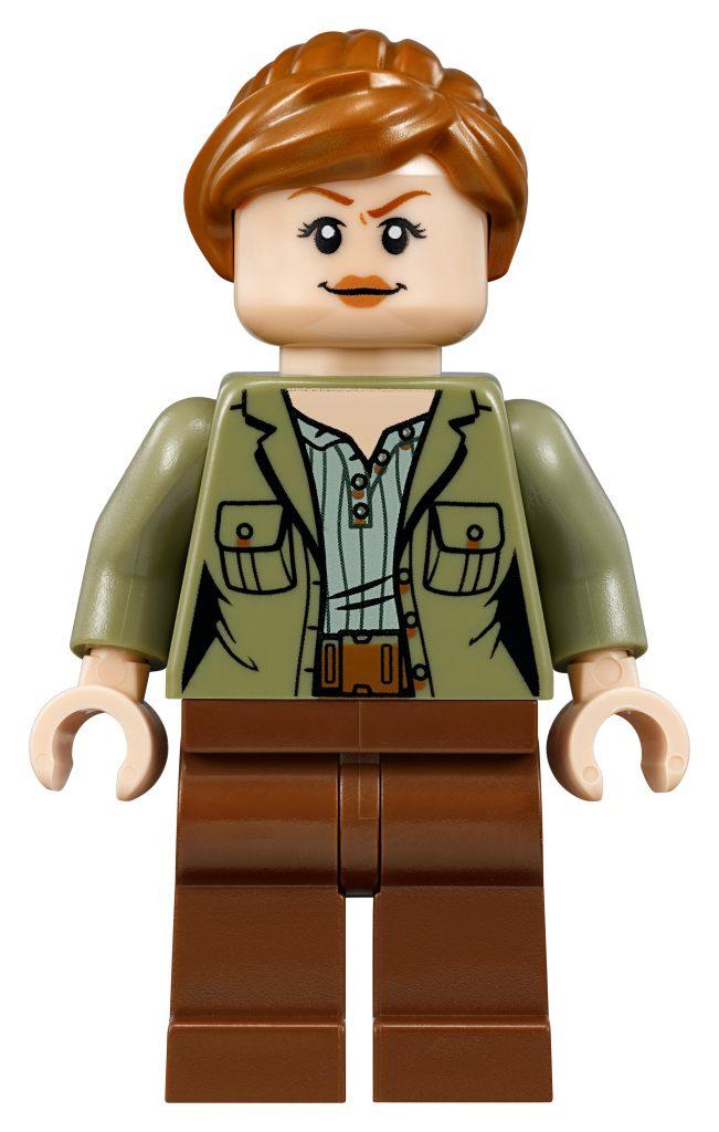 LEGO Jurassic World 75929 Carnotaurus Gyrosphere Escape - Claire