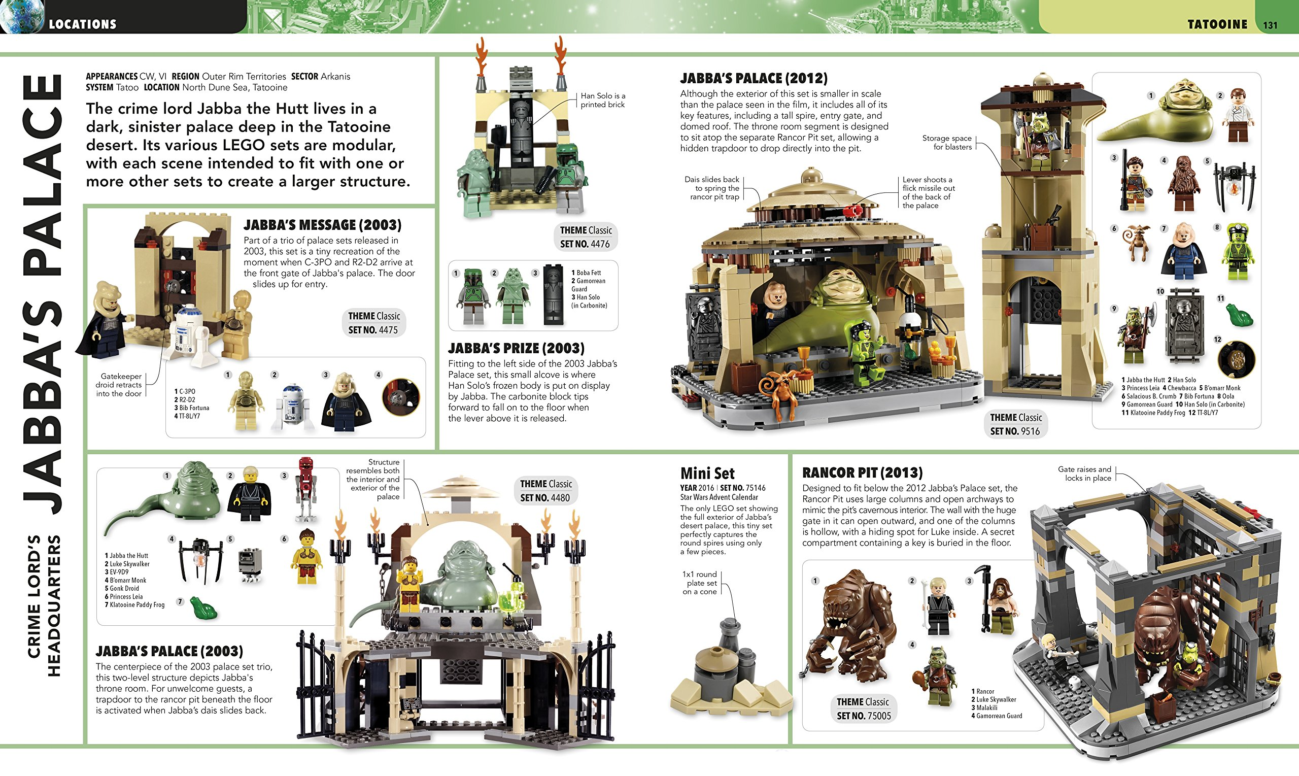 Ultimate Lego Star Wars Jabbas Palace The Brothers Brick The