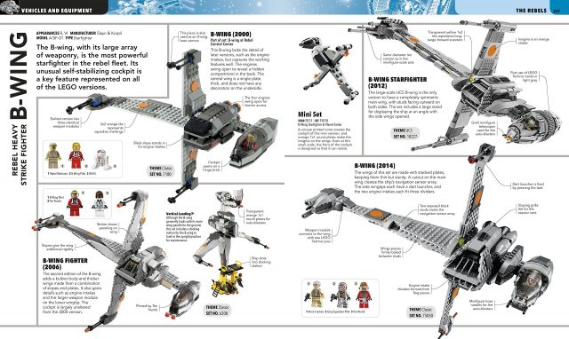 Ultimate LEGO Star Wars: B-wing