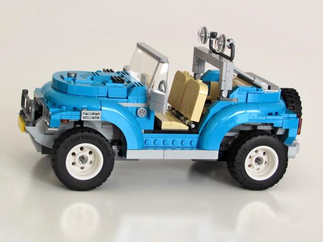 Alternate Build VW Beetle