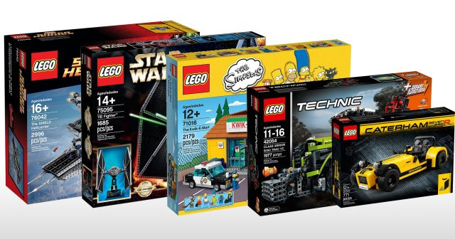 Cyber Monday brings awesome deals on LEGO to Amazon