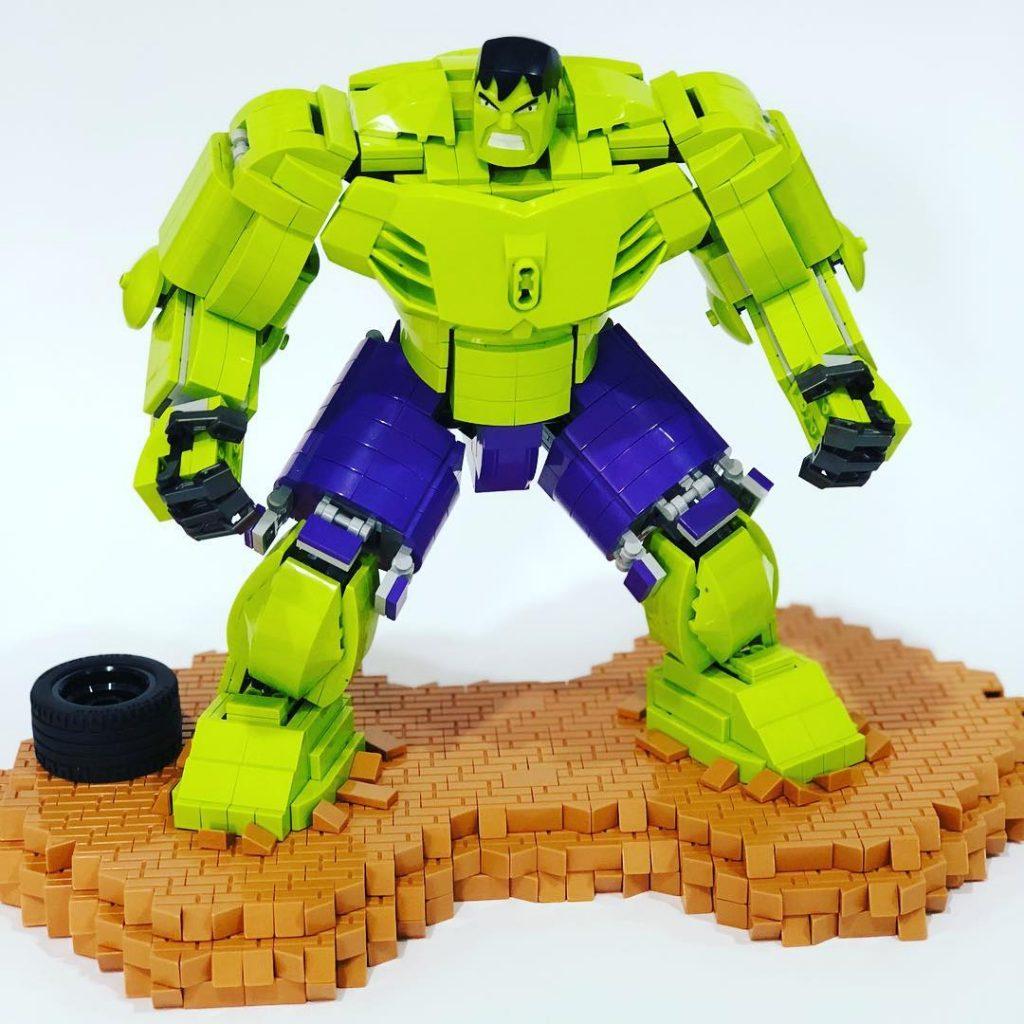 Hulk Henry Pinto