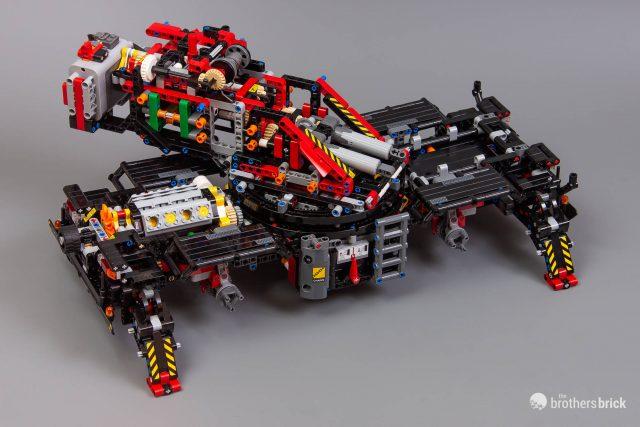 The biggest LEGO Technic set ever: 42082 Rough Terrain Crane