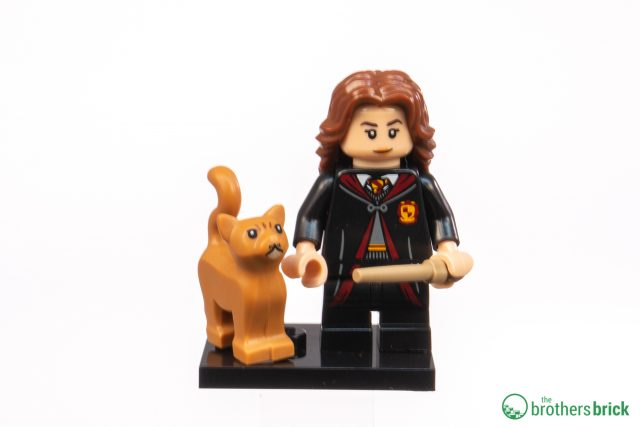 NEW LEGO Harry Potter Minifigure HEAD Series 71022 from Hermione Granger
