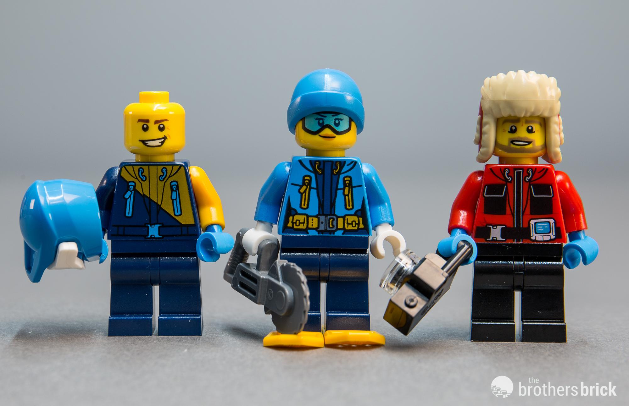 Lego Arctic Exploration Team 60191