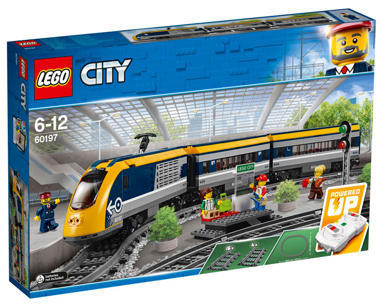 Lego City 60197 Box The Brothers Brick The Brothers Brick