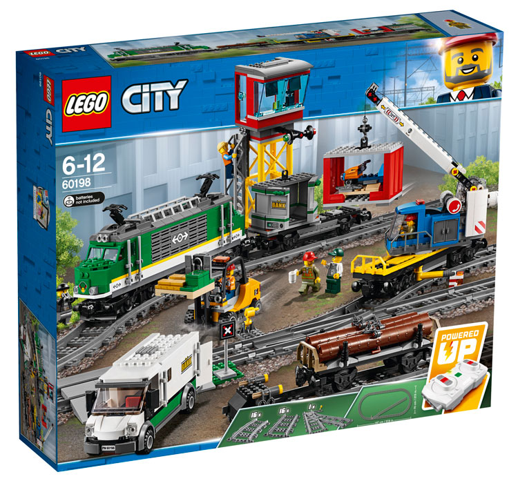 Lego City 60198 Box The Brothers Brick The Brothers Brick