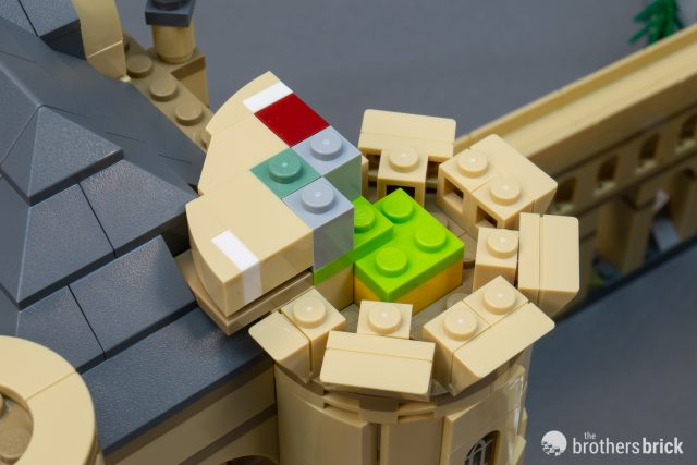 LEGO Harry Potter 71043 Hogwarts Castle, 2nd-largest LEGO