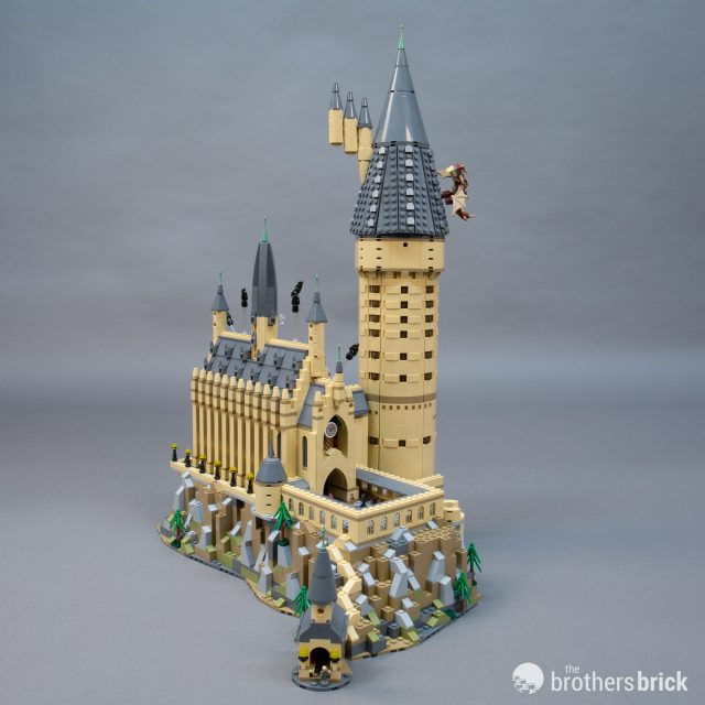 Lego Harry Potter 71043 Hogwarts Castle 2nd Largest Lego Set Ever