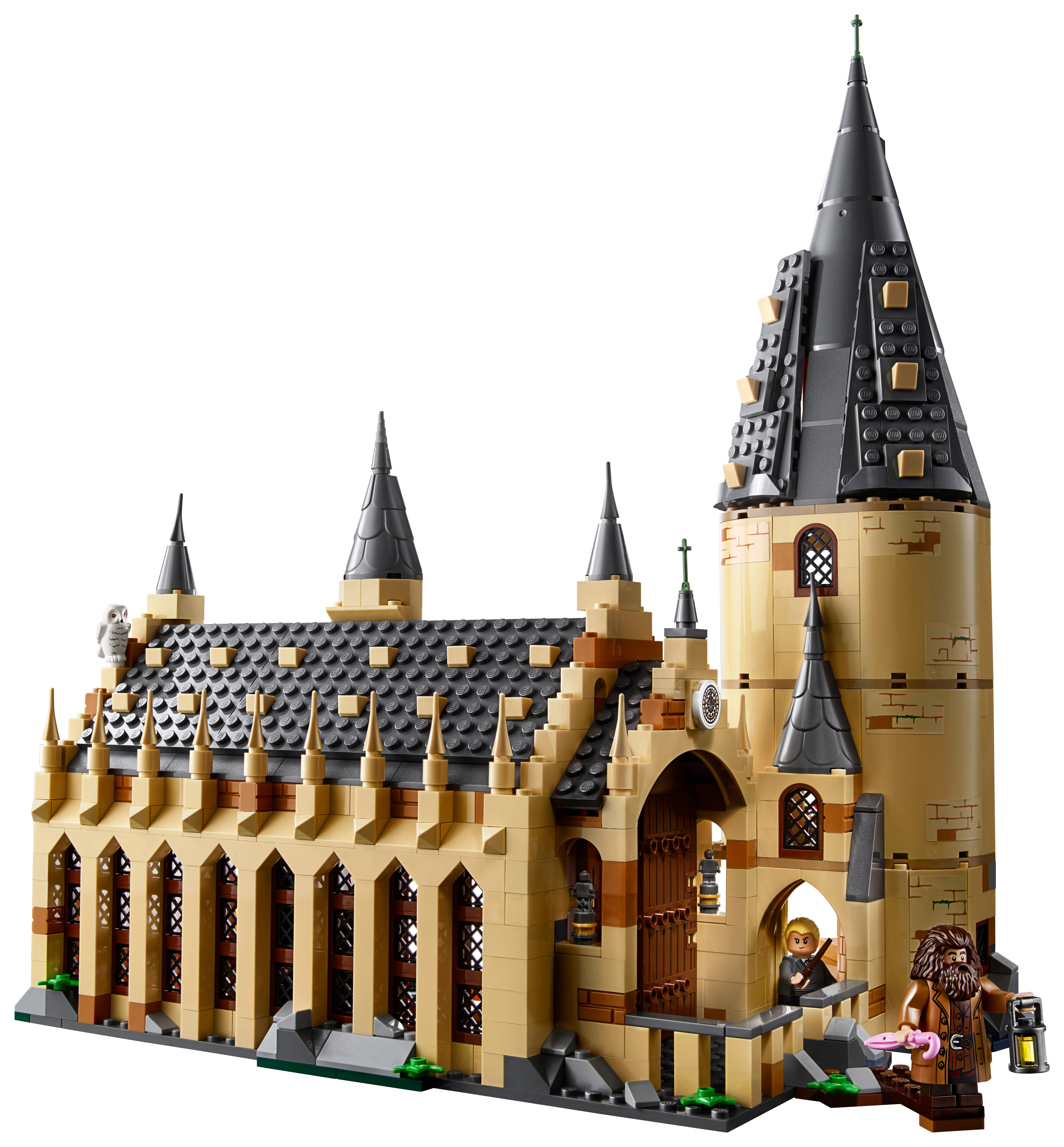 LEGO Harry Potter Minifigures LOT Voldemort,Dumbledore,Ron,Hagrid,Harry,Draco
