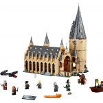 LEGO Harry Potter - 75954 Hogwarts Great Hall - Full Set and Minifigures