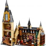 LEGO Harry Potter - 75954 Hogwarts Great Hall - Set Interior