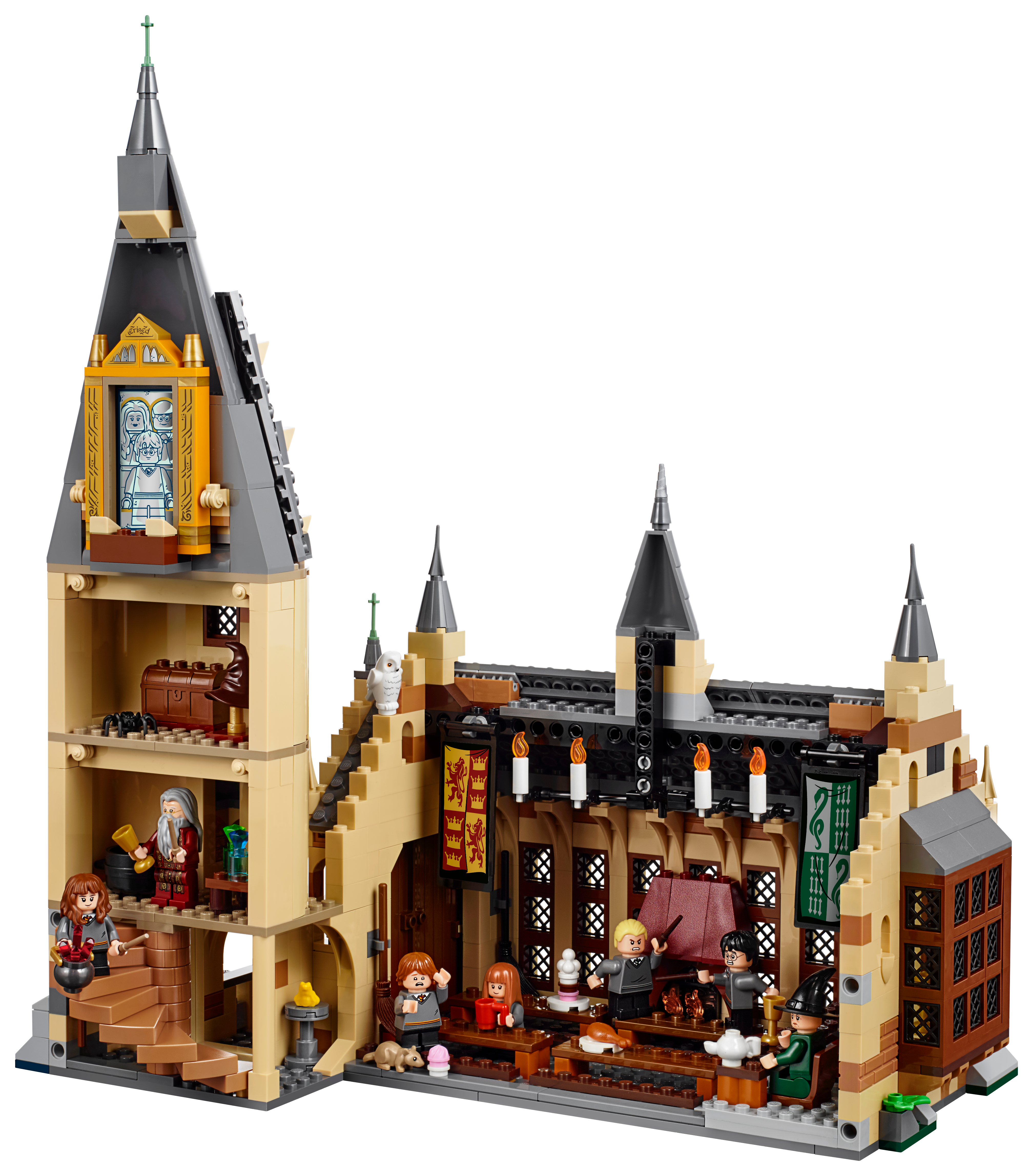 Lego harry potter and the Fantastic Beasts 75954 Fawkes minifigure