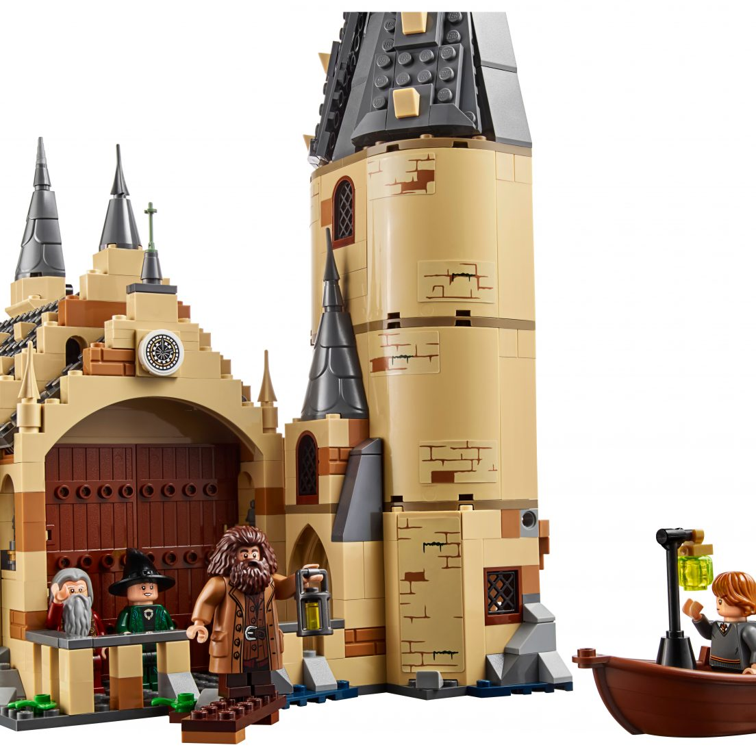 LEGO Harry Potter - 75954 Hogwarts Great Hall - Side View