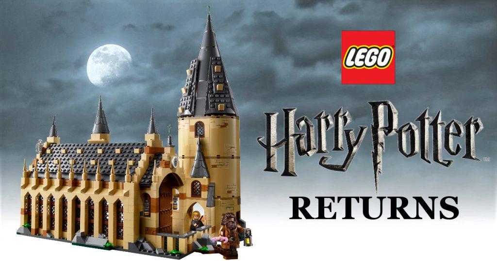 LEGO Harry Potter Returns