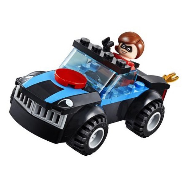 LEGO Juniors - Incredibles 2 - 10760 Underminer - Set Vehicle