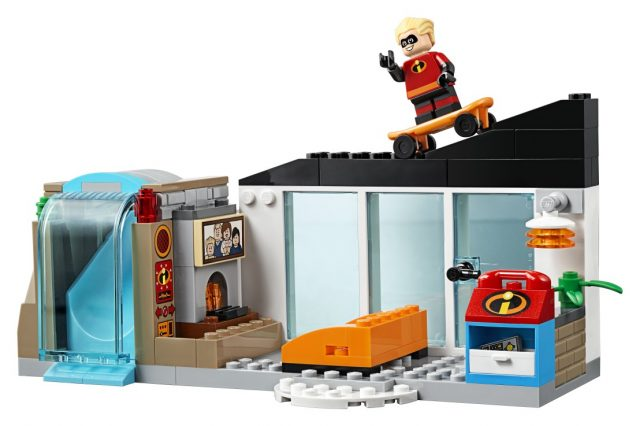LEGO Juniors - Incredibles 2 - 10761 The Great Home Escape - Set Front