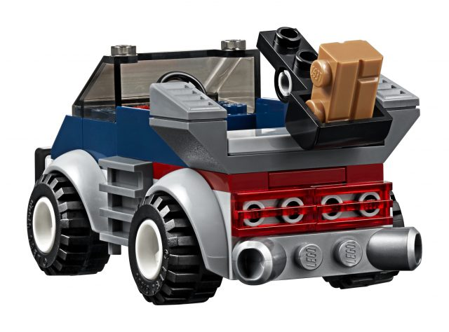 LEGO Juniors - Incredibles 2 - 10761 The Great Home Escape - Set Vehicle