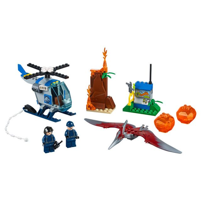 LEGO Jurassic World-10756-Juniors Pteranadon Escape-2
