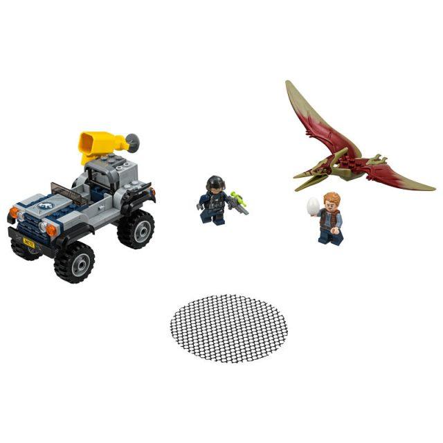 LEGO Jurassic World 75926-Pteranodon Chase 2
