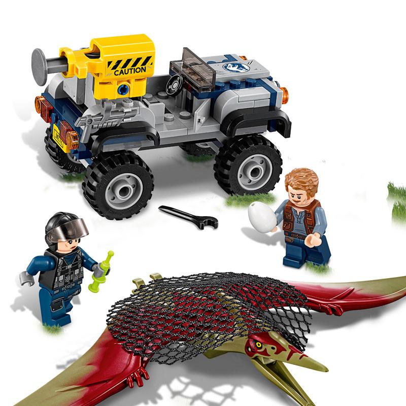 LEGO Jurassic World 75926-Pteranodon Chase 3