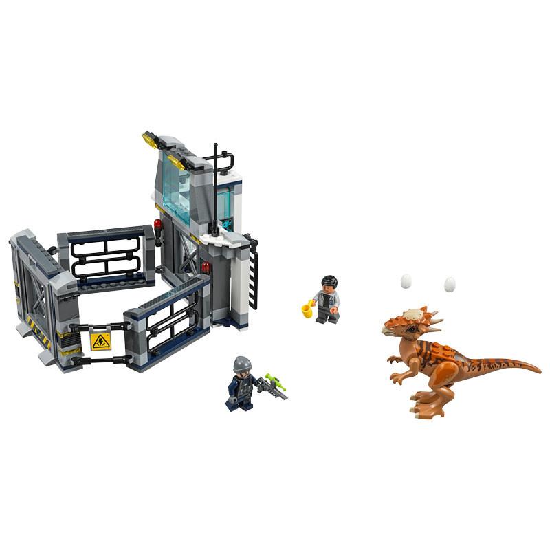 LEGO Jurassic World-75927-Stygimoloch Breakout 2