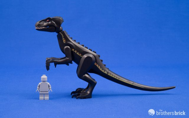 The TBB Field Guide to LEGO Dinosaurs: A Jurassic World Compendium