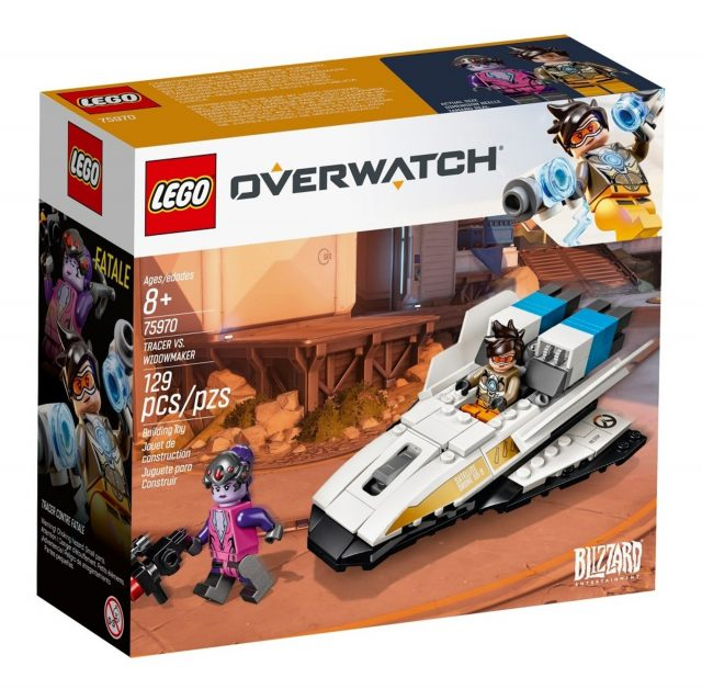 RevealedAvailable Of Sets In Full Lego Overwatch Lineup Blizzard XOkiTPZu