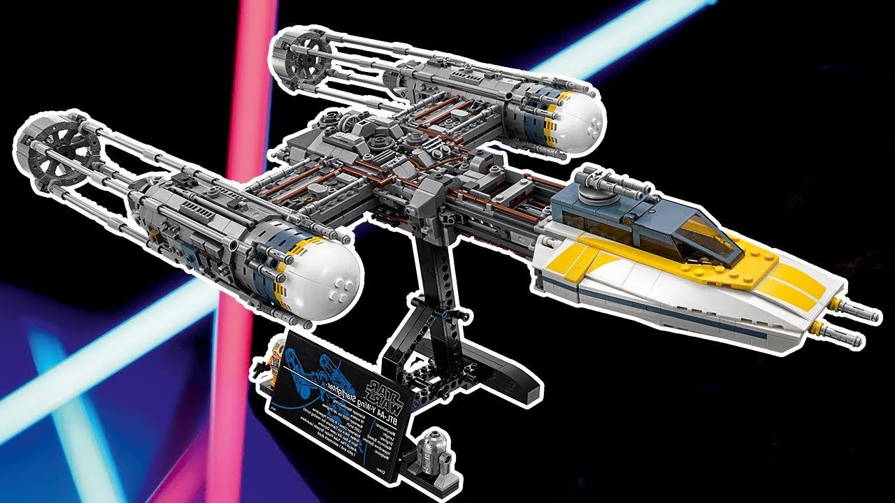 LEGO Star Wars set designers discuss 75181 UCS Y-wing ...