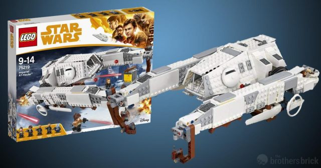Second wave of LEGO sets from Solo: A Star Wars Story