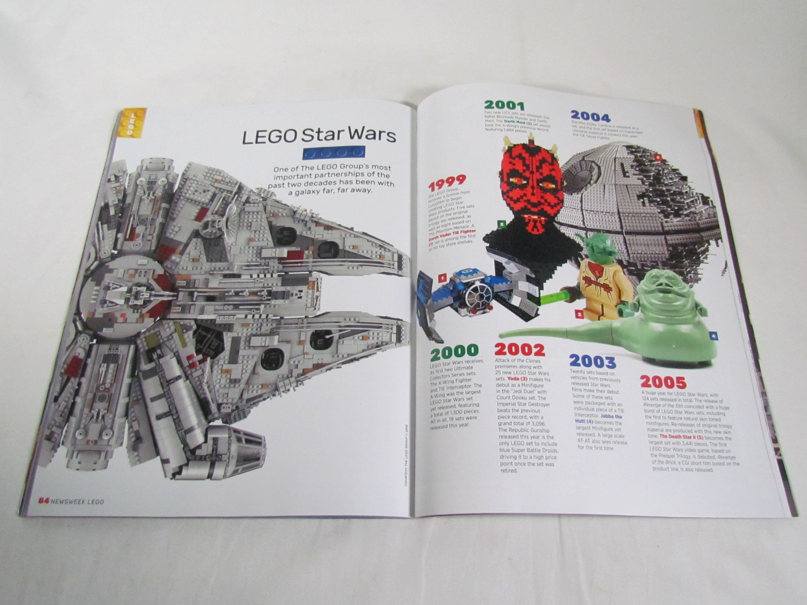 Newsweek Special Edition: LEGO - The toy that changed our lives