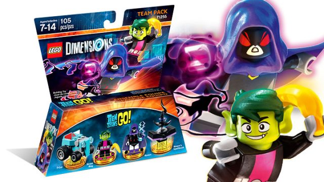 Lego Dimensions Wave 9 Now Available, Including -4062