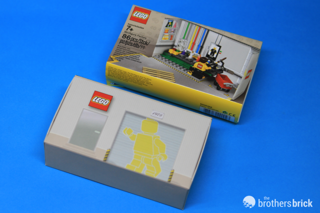 Lego Giveaway 5005358 Minifigure Factory Set Review The