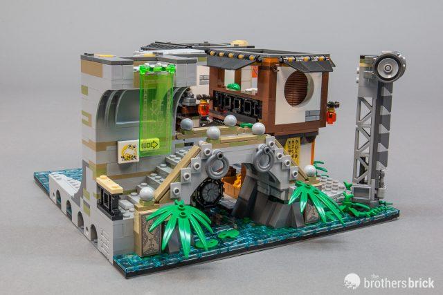 Building Ninjago City: The Brothers Brick open collaboration