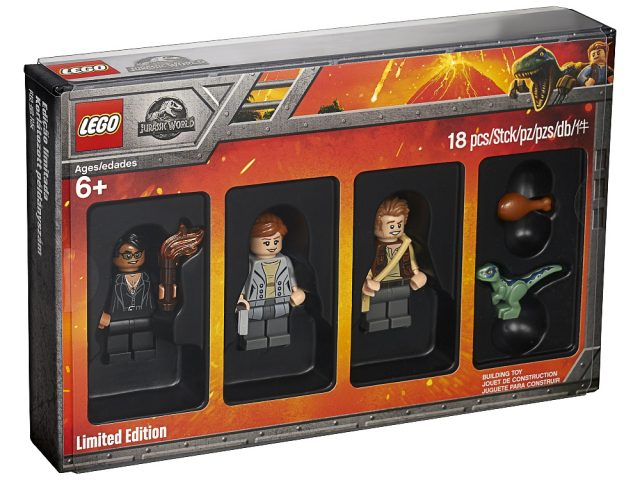 Toys R Us Lego Minifigure Packs Revealed Featuring Harry Potter Jurassic World Marvel Ninjago News The Brothers Brick The Brothers Brick