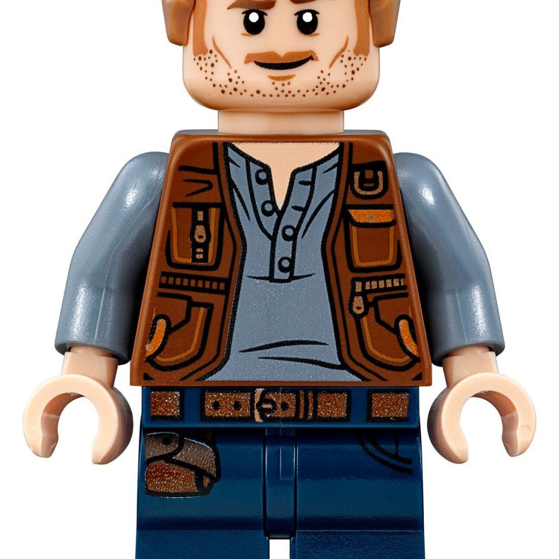 LEGO Jurassic World 75926 Pteranodon Chase - Owen
