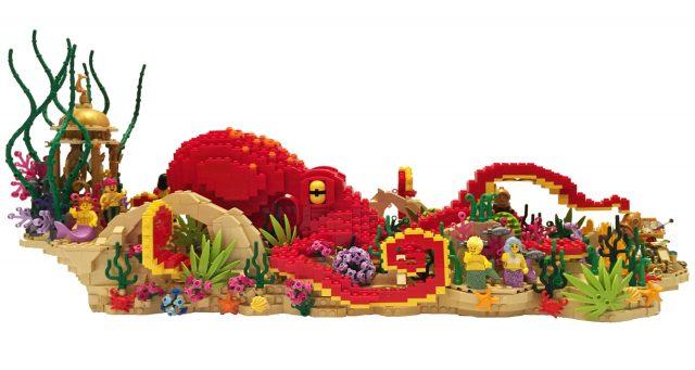 Octopus Parade Float
