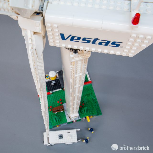 LEGO 10268 Vestas Wind Turbine is back as the newest Creator Expert