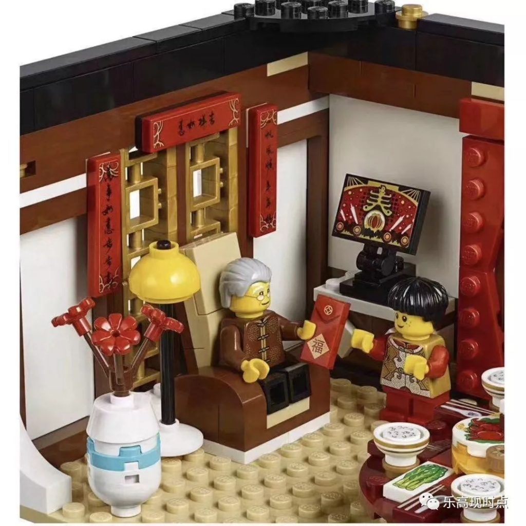 Lego To Release Exclusive Sets Inspired By Traditional New Year Festivals For The China And Asia Pacific Markets News The Brothers Brick The Brothers Brick