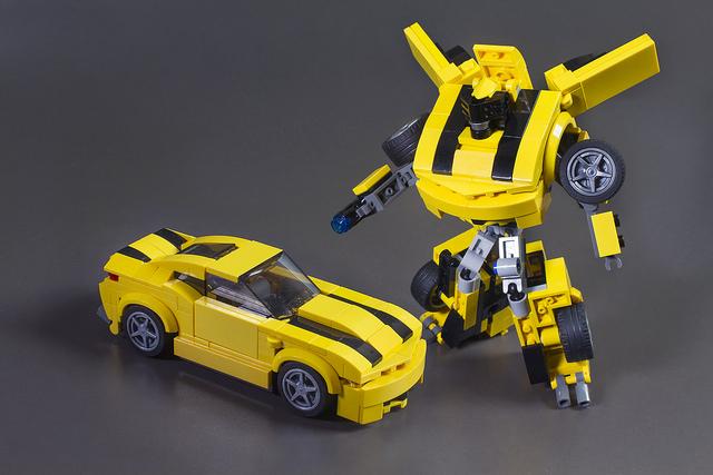 Transformers Camaro