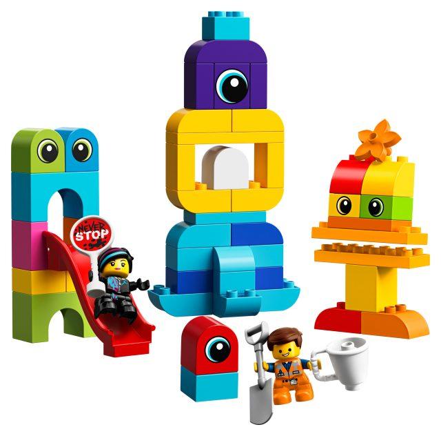 The Lego Movie 2 Collectible Minifigures Apocalypseburg And More