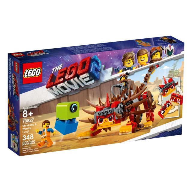 70820 LEGO The LEGO Movie LEGO® Movie Maker 482 Pieces Age 8 New Release 2019!